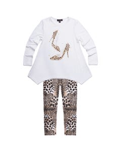 TOP & LEGGING SET