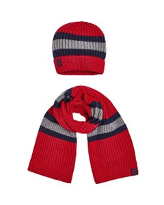 2PC HAT & SCARF SET