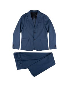 Aygey Boys Suit Patrick Ray Prnt Aygey N | Childrens Designer Clothes Style Blue