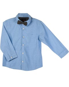 SHIRT WITH BOWTIE