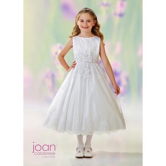 LACE TULLE DRESS 118332
