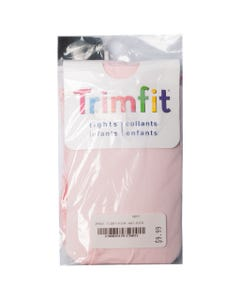2 PACK TIGHT WHITE & PINK MICROFIBRE BABY