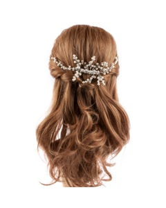 HAIRCOMB FS171 PEARS SILVER
