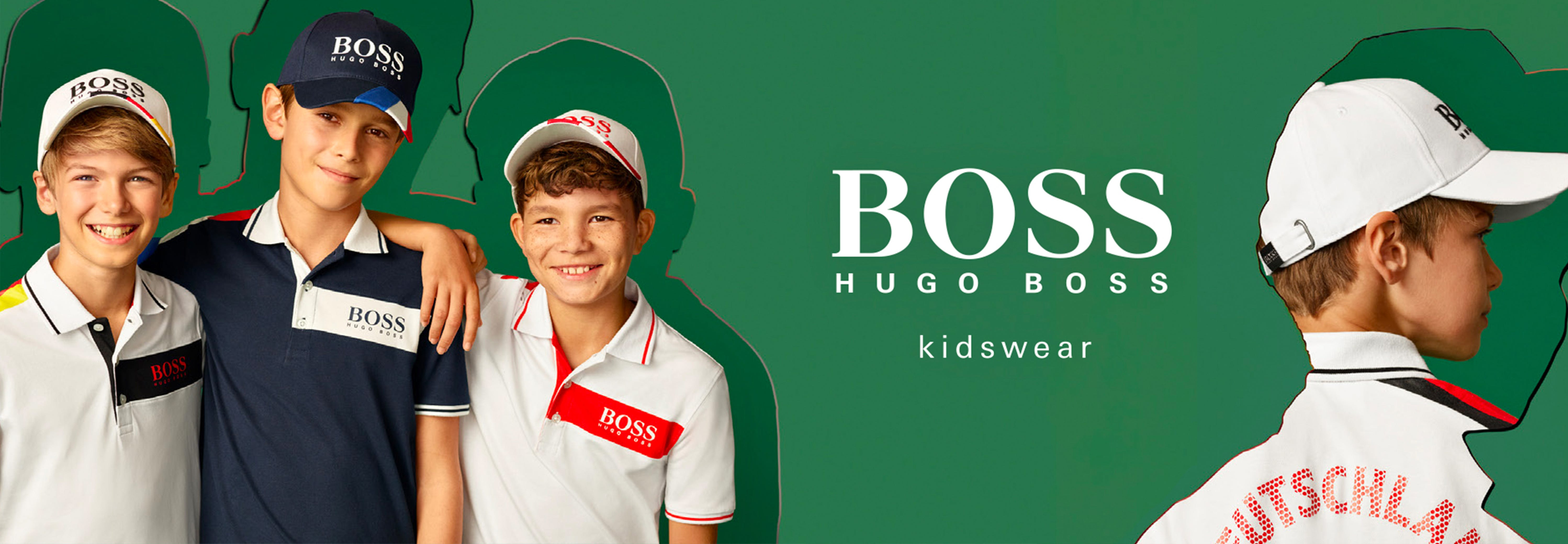 new designer kids boss 2020 spring banner
