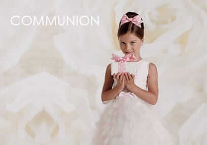 new designer kids clothing category flowergirl communion